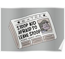 Stoop Kid Poster