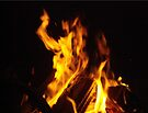Fire Faces...(1st for the series) by markgb
