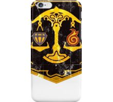 Ul'Dah flag grunge iPhone Case/Skin