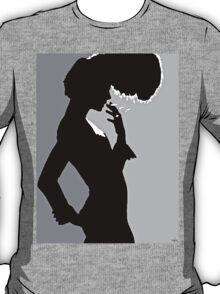 Femme Fatale c 1930 Provocateur  T-Shirt
