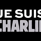 Je Suis Charlie, I AM CHARLIE by Vintage Works