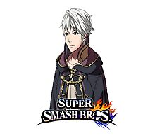 Super Smash Bros. 3DS/Wii U Robin Photographic Print