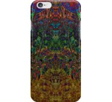 And they worshipped their gods of sloth and excess iPhone Case/Skin