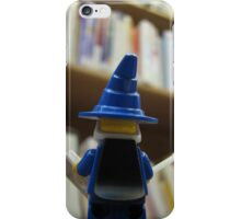 Look At All the Books! iPhone Case/Skin