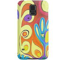 Flower Bug Samsung Galaxy Case/Skin