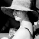 Lady in Hat by artsphotoshop