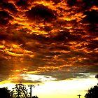 angry dusk by lloydwakeling