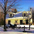 Winter in St Jerome by grumpydude