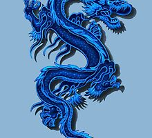BLUE DRAGON by D-SOTO