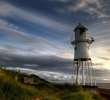 Black Nore Light House by igotmeacanon