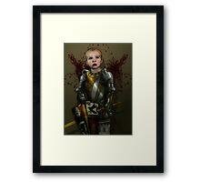 Children's Crusade Framed Print
