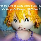 Little Rag Doll Banner - For the Love of Teddy Bears & all Toys* by EdsMum