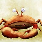 Crab by Ed Clews