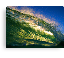 Perfect Wave 1 Canvas Print