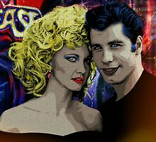 // GREASE IS THE WORD // by Azzurra
