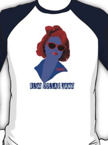 Blue Collar Jane T-Shirt