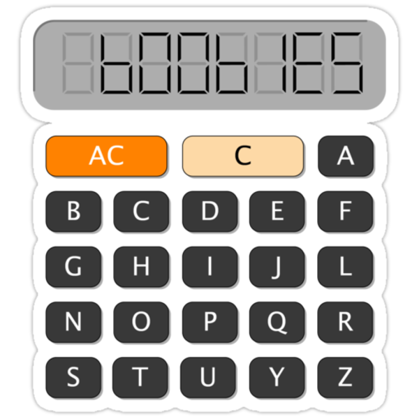 Calculator by Jason Moses