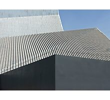 modern architecture detail Photographic Print