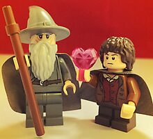 Frodo Loves Gandalf by FendekNaughton