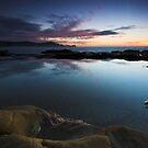 Avoca Sunrise Reflections by Will Barton