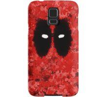 Deadpool Splatter Samsung Galaxy Case/Skin