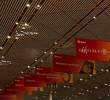 Welcome To Peking International - 1 ©  by © Hany G. Jadaa © Prince John Photography