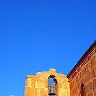 Chapel Bell Tower on Mt Sinai by grumpydude