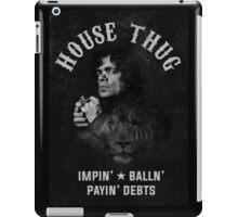 House Thug - Tyrion Lannister iPad Case/Skin