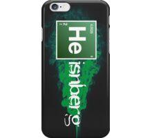 He isenberg iPhone Case/Skin