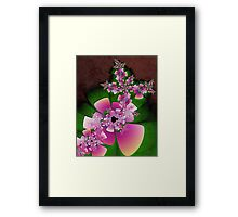 Floral Arrangement Framed Print
