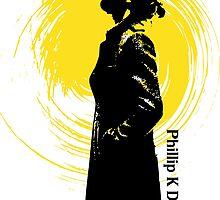 Phillip K Dick by MRashton