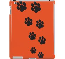 Animal Footsteps iPad Case/Skin