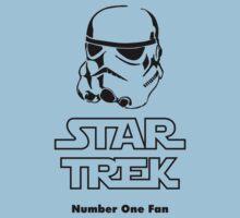 STAR TREK number one fan #2 by KillDeathRatio