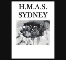 H.M.A.S. Sydney  by Virginia McGowan