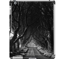 The Dark Hedges iPad Case/Skin