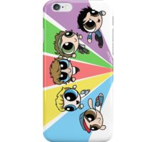 Powerpuff!Direction iPhone Case/Skin
