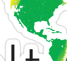 Alt-J North & South American Tour 2015 Sticker
