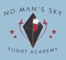 No Man's Sky Flight Academy (Clean) T-Shirt