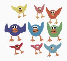 Cute Birds  by Rajee