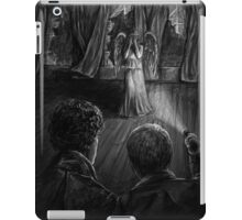 Whatever You Do John, Don't Blink iPad Case/Skin