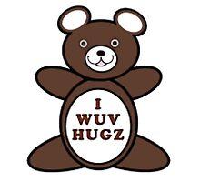 I Wuv Hugz by carravase