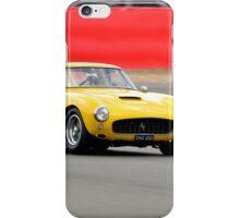 Ferrari 250 SWB No 60 iPhone Case/Skin