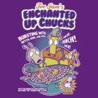 Enchanted Up Chucks by Scott Weston