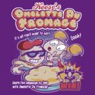 Omelette Du Fromage by Scott Weston