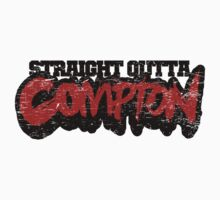 Straight Outta Compton by newdamage