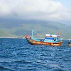 Fishing Boat by maiaji