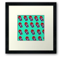 "Heathers The Musical ""Freeze Your Brain"" Framed Print"