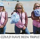 It Could Have Been Triplets by Peter Harpley