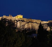 Acropolis - Athens by Laura Jane Coelho
