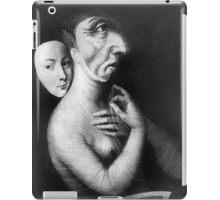 Ghostly Renaissance. iPad Case/Skin